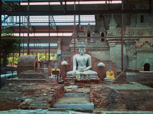 buddha old myanmar
