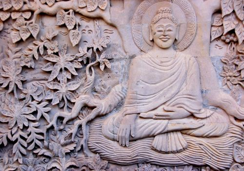 buddha bali temple