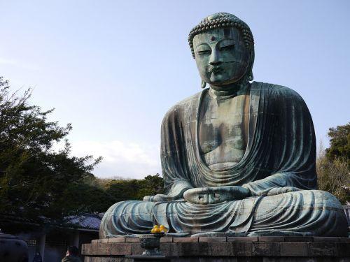 buddha temple solemn