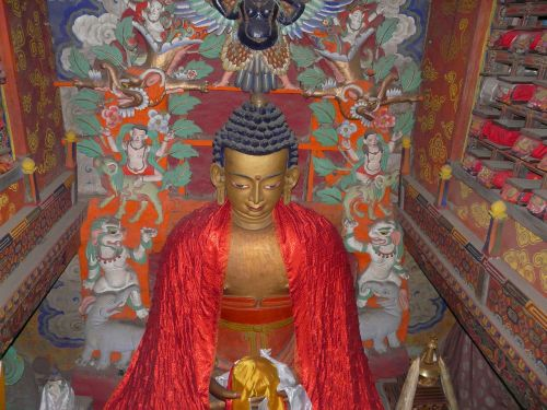 buddha temple buddhist