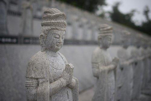 buddha  statue  zen