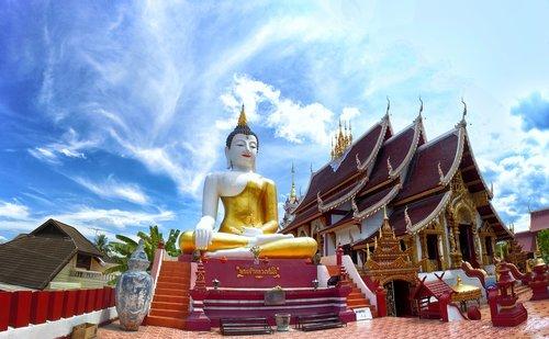 buddha  thai  prasing