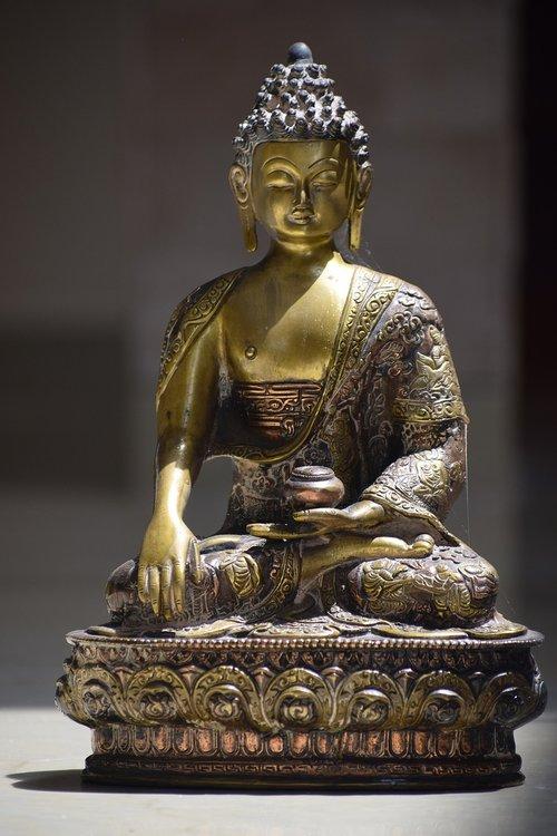 buddha  meditation  relic