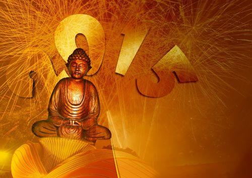 buddha buddhism fireworks