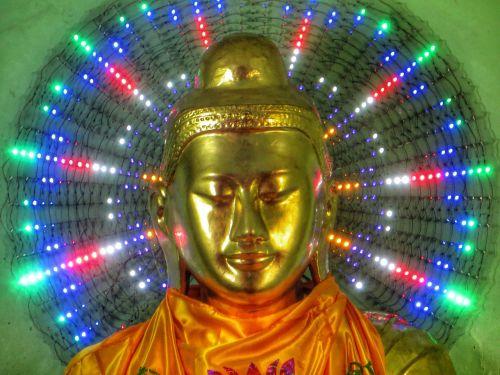 buddha schwedaggon burma