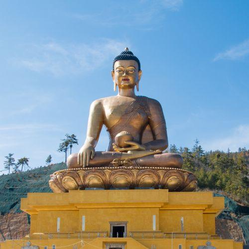 buddha dordenma statue buddha gautam buddha