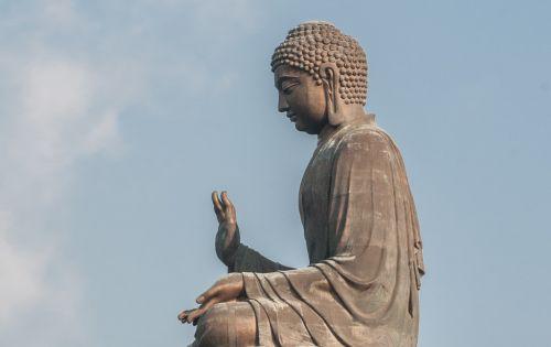 buddha giant tian tan zen 34 meters high