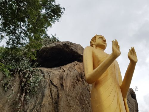 buddha statue thailand koh samui