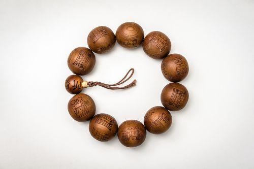 buddhism wood craft