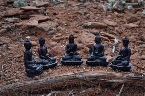 buddhism buddha buddhist figurines