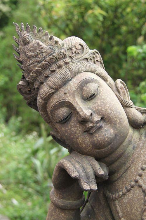 buddhism the bodhisattva stone
