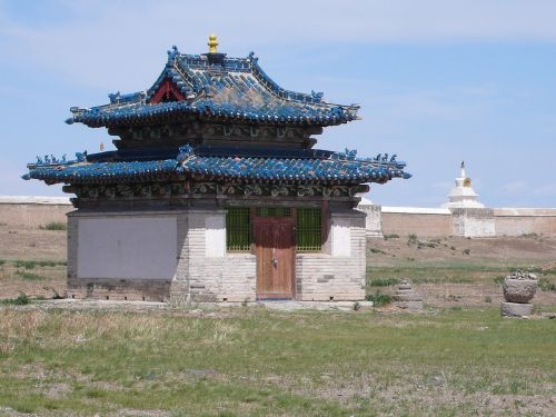 buddhism mongolia temple
