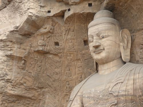 buddhism yungang grottos yungang caves