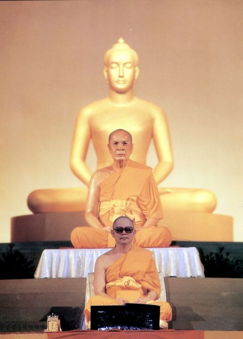 buddhist budhas leader