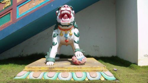 Buddhist Lion