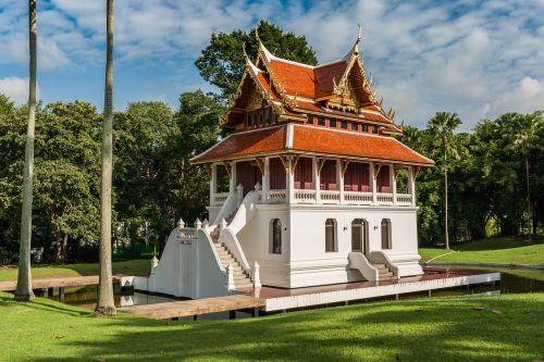 buddhist temple complex thailand buddha buddhism