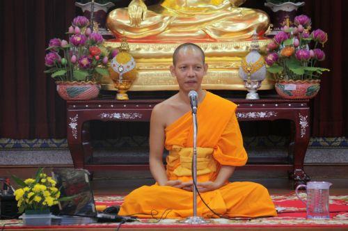 buddhists thailand religious