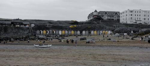 bude beach cornwall