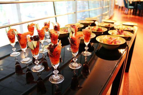 buffet salad gourmet