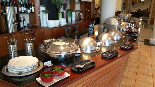 buffet breakfast hotel breakfast breakfast