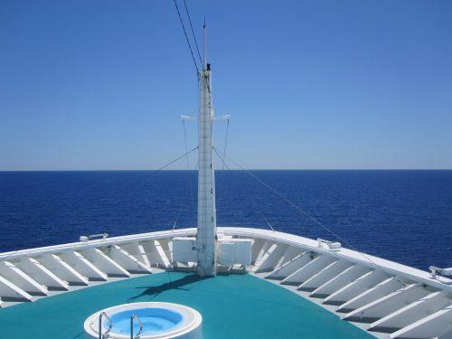 bug ship sea
