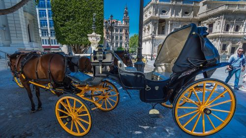 buggy andalusia seville