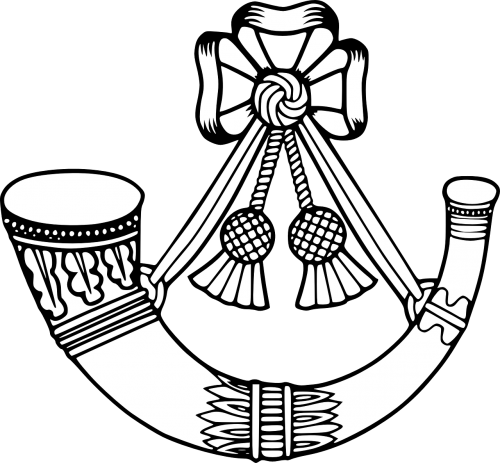 bugle horn army