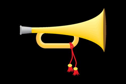 bugle  trumpet  music