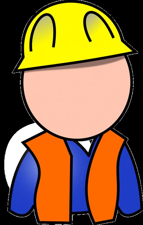builder construction worker building laborer