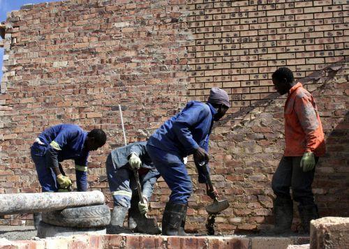 builders workers construction