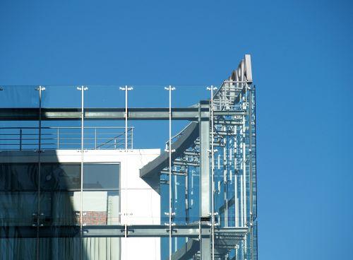 building façades metal