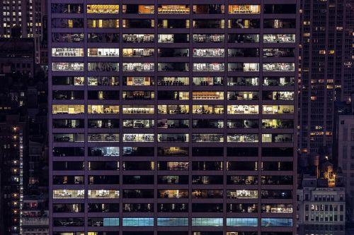 building exterior office building