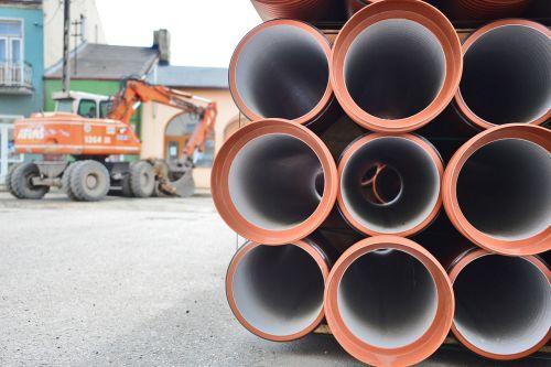 building tube sewerage