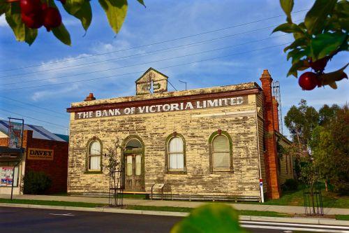 building heritage bank