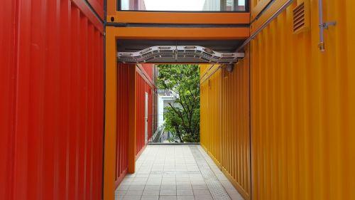 building design primary colors
