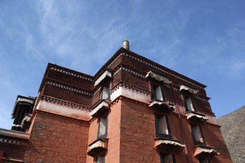 building tibetan religion