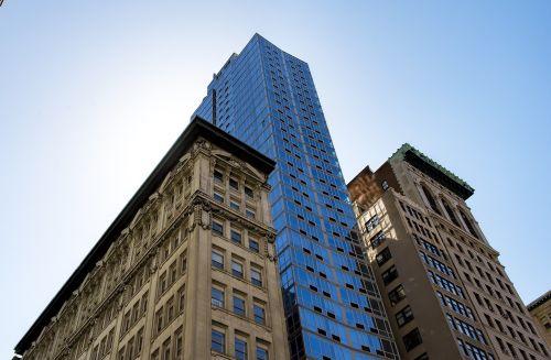 building skyscraper nyc