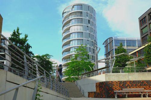 building architecture modern