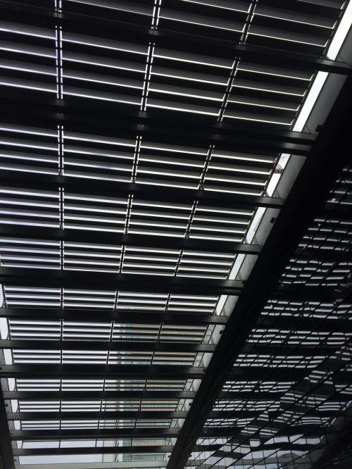 building architectural features grid