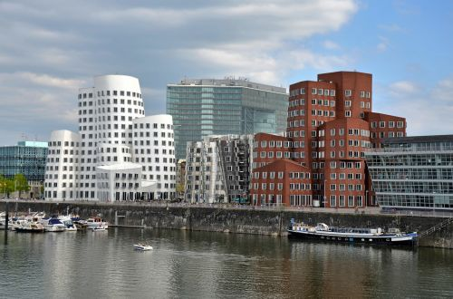 building architecture düsseldorf