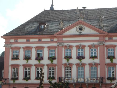 building town hall gengenbach