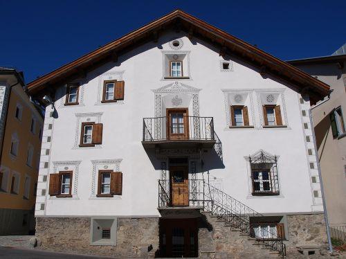 building old house switzerland