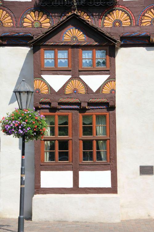 building truss fachwerkhaus