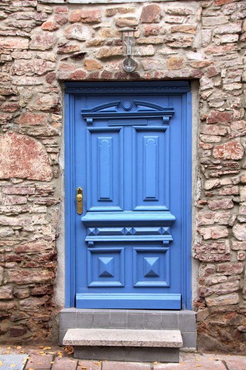 building home door