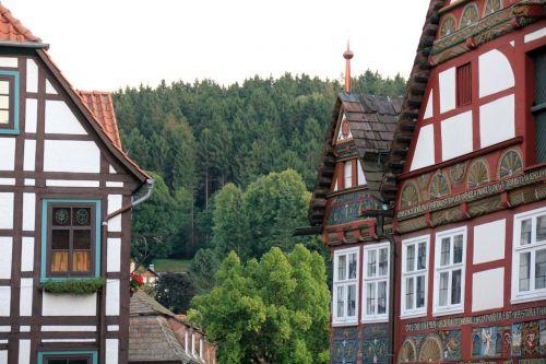 building village schwalenberg