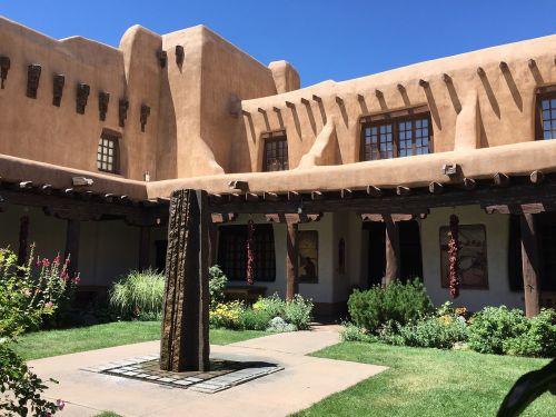 building santa fe southwestern