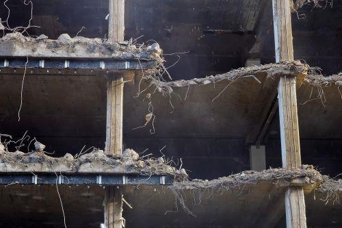building demolition tear off