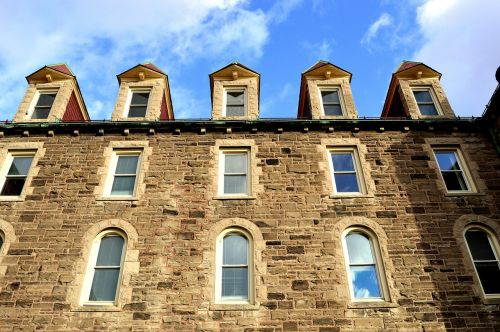 building windows architecture