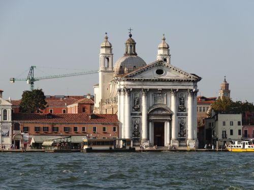 building points of interest venezia