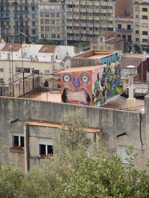 building urban city